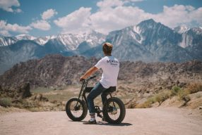 Californian Cruising: Super73 E-Bike