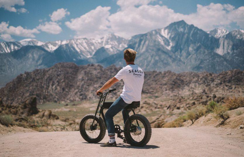 Californian Cruising: Super73 E-Bike