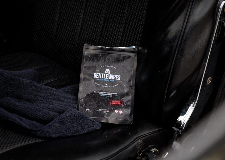 Gentlewipes Fahrzeugpflege