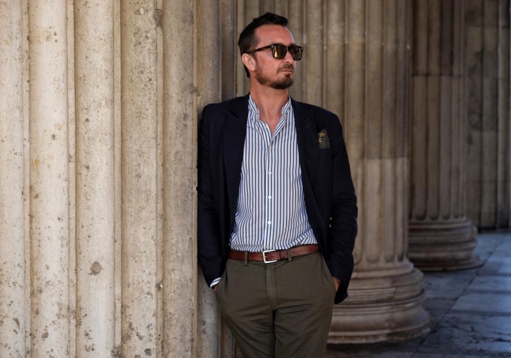 Sommer Business Look Eduard Dressler