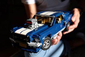 Dann bau dir doch dein Auto: <br>Lego Ford Mustang</br>