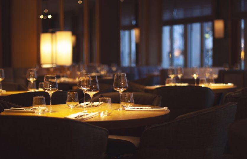 Preisgekröntes Steakhaus: <br>The Louis Grillroom</br>