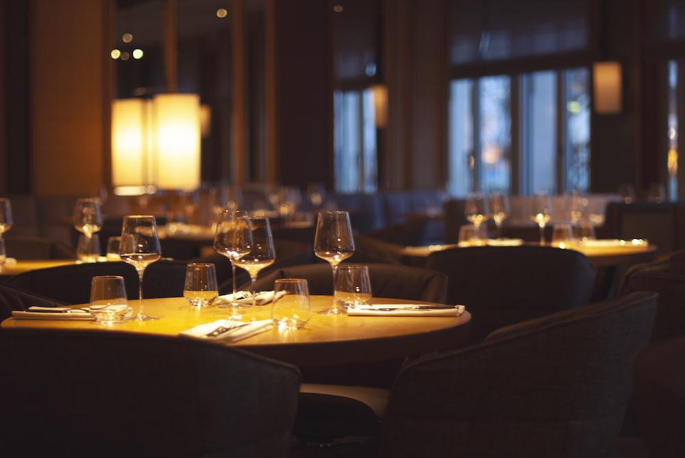 Restaurant The Louis Grillroom Muenchen