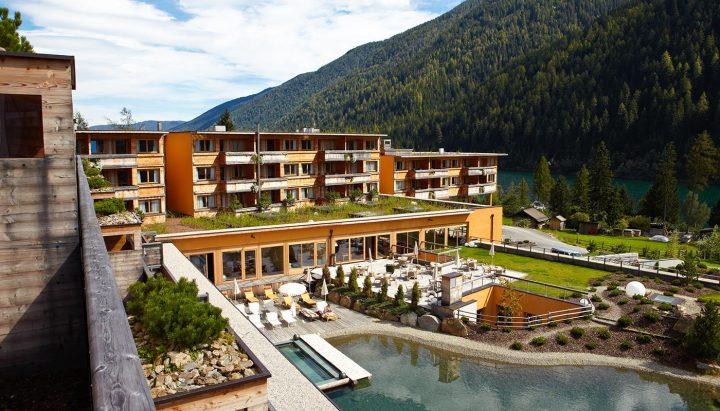 Arosea Life Balance Hotel Hotel Ultental