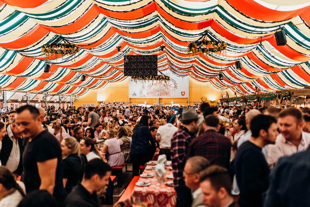 Hippodrom Fruehlingsfest