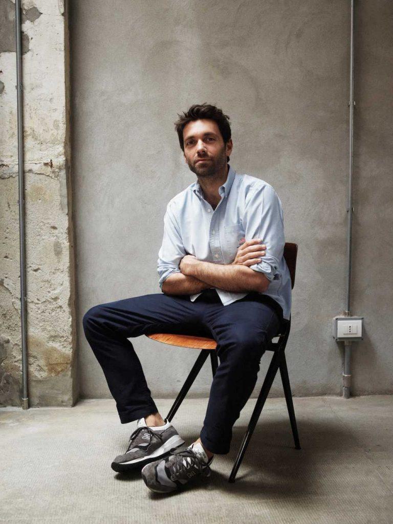 MSGM-Designer Massimo Giorgetti Pitti Uomo