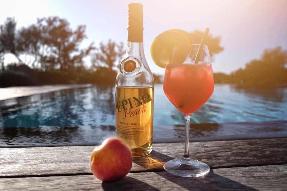 Pepino Peach Pfirsichlikör