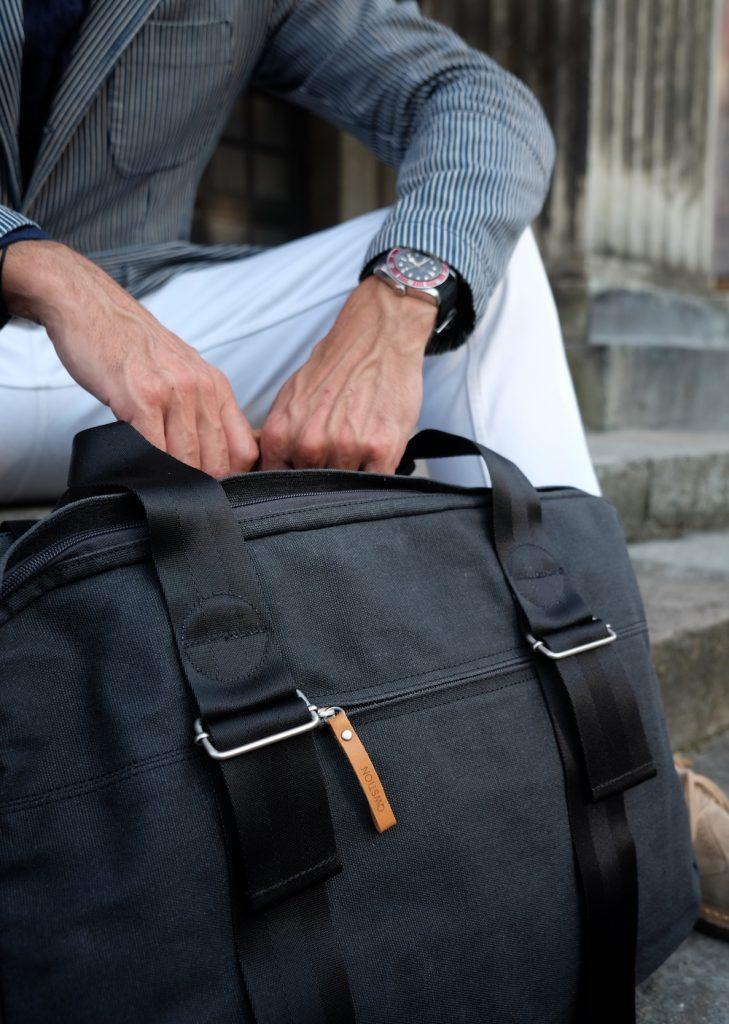 Qwstion Weekender Tasche