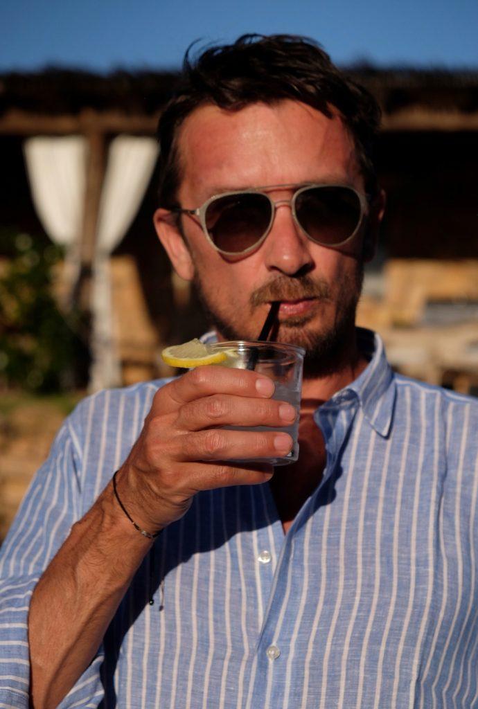 Sommerdrink Männer