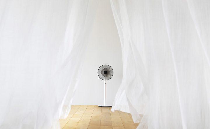 Green Fan Ventilator weiß