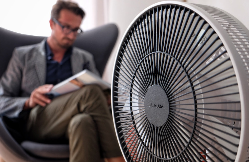 The GreenFan Ventilator