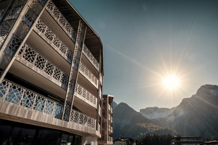Valsana Hotel Apartments Arosa
