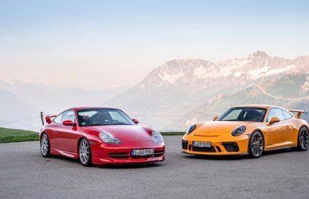 Porsche 911 GT3: 20 Jahre Rennstrecke