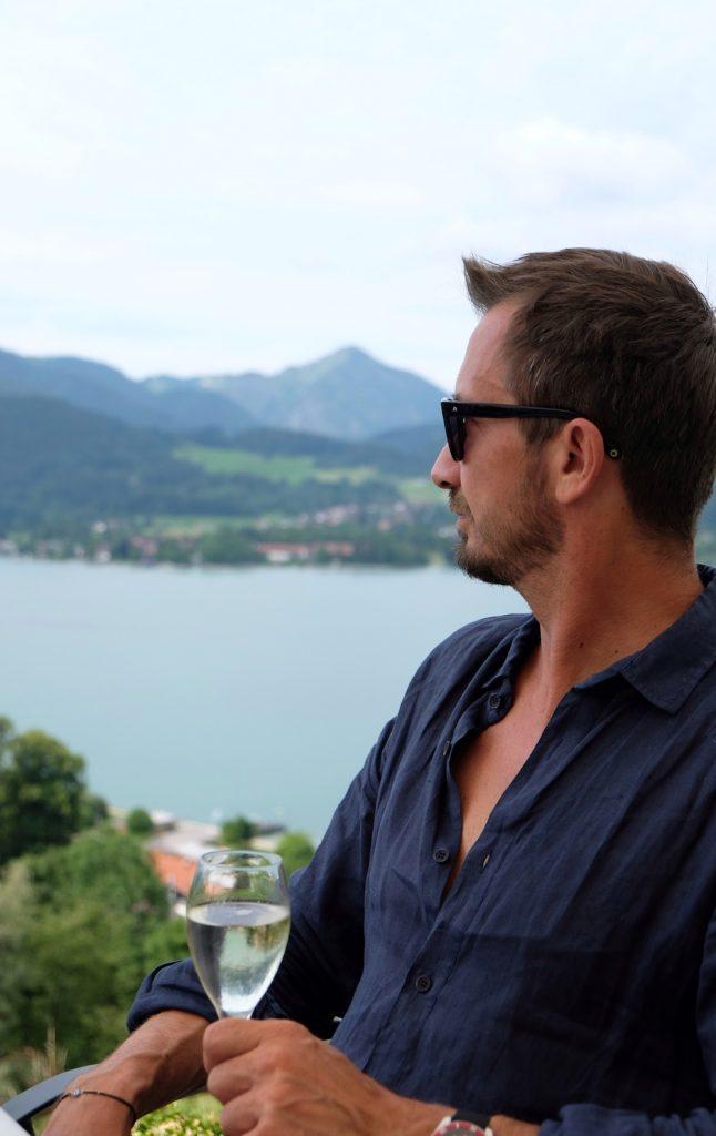 Das Tegernsee Terrasse