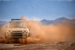 Ikone revisited: <br>der neue Land Rover Defender</br>