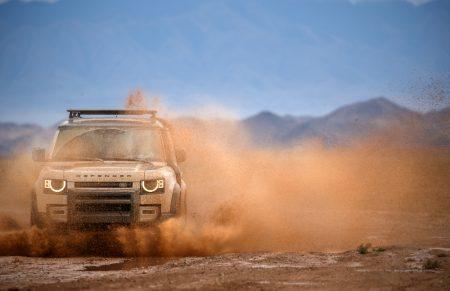 Ikone revisited: <br>der neue Land Rover Defender</br>