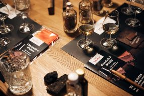 Life tastes better with Hachez – und Whisky!
