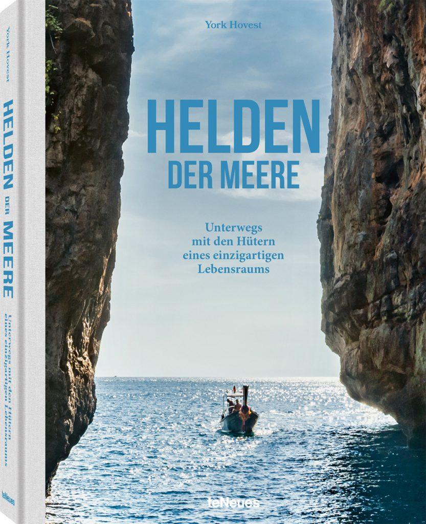 """Buch-Tipp: """"Helden der Meere"""" von York Hovest"""