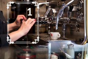 Advent, Advent: <br>Barista Workshop bei Illy</br>