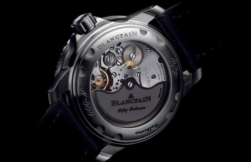Titan mit Tiefgang: <br>Fifty Fathoms von Blancpain</br>