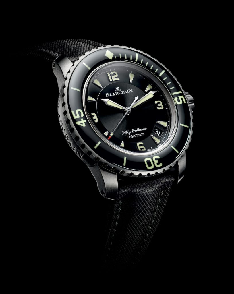 Blancpain Fifty Fathoms Uhr