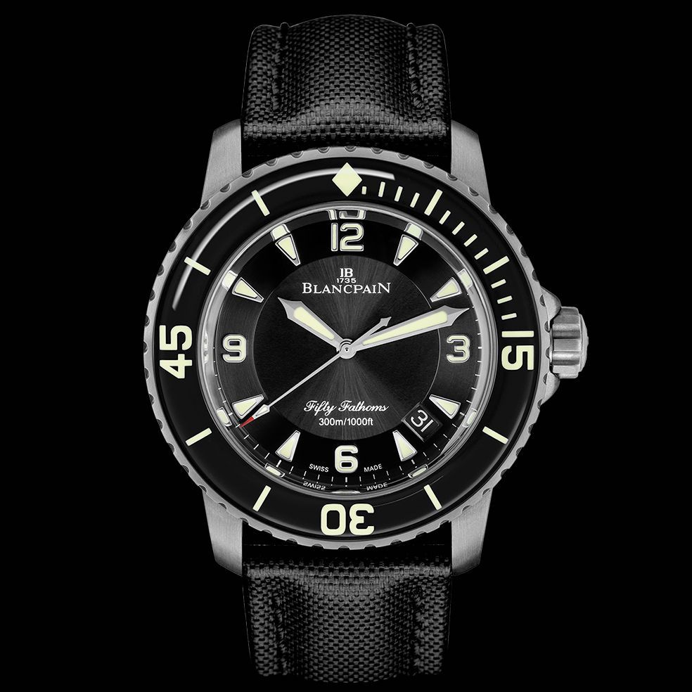Blancpain_FiftyFathoms Taucheruhr