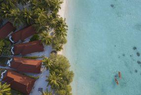 Paradise calling: Kurumba Maldives