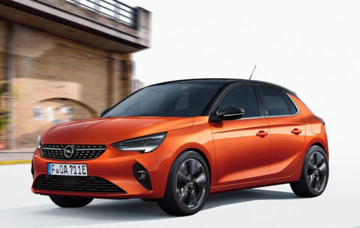 Opel Corsa neu