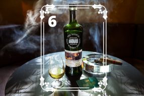 Advent, Advent: <br>The Scotch Malt Whisky Society</br>