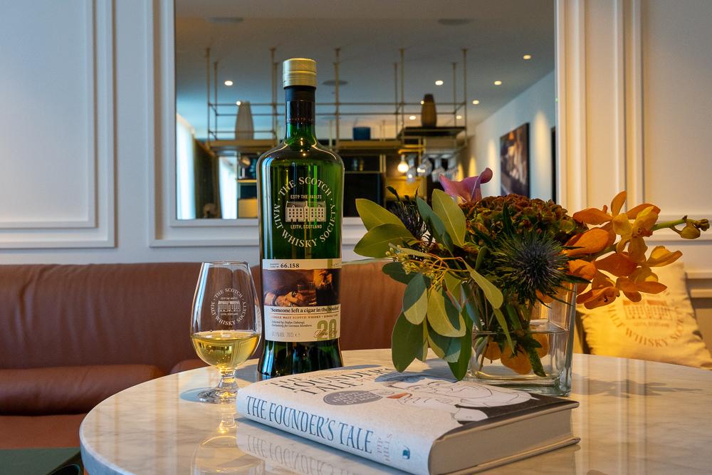 Scotch Malt Whisky Society Mood