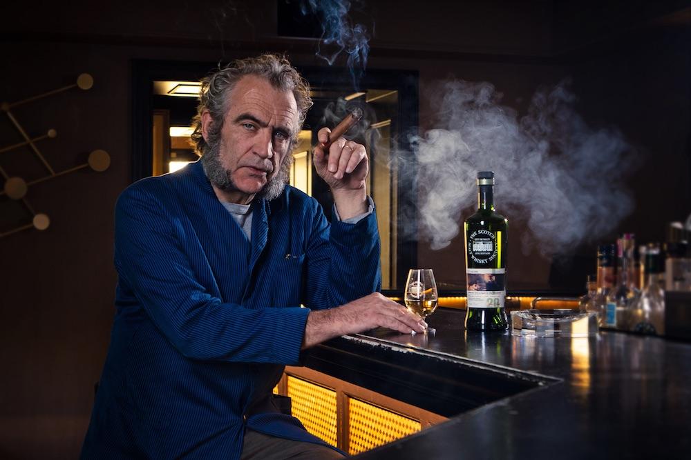 Scotch Malt Whisky Society Stefan Gabányi