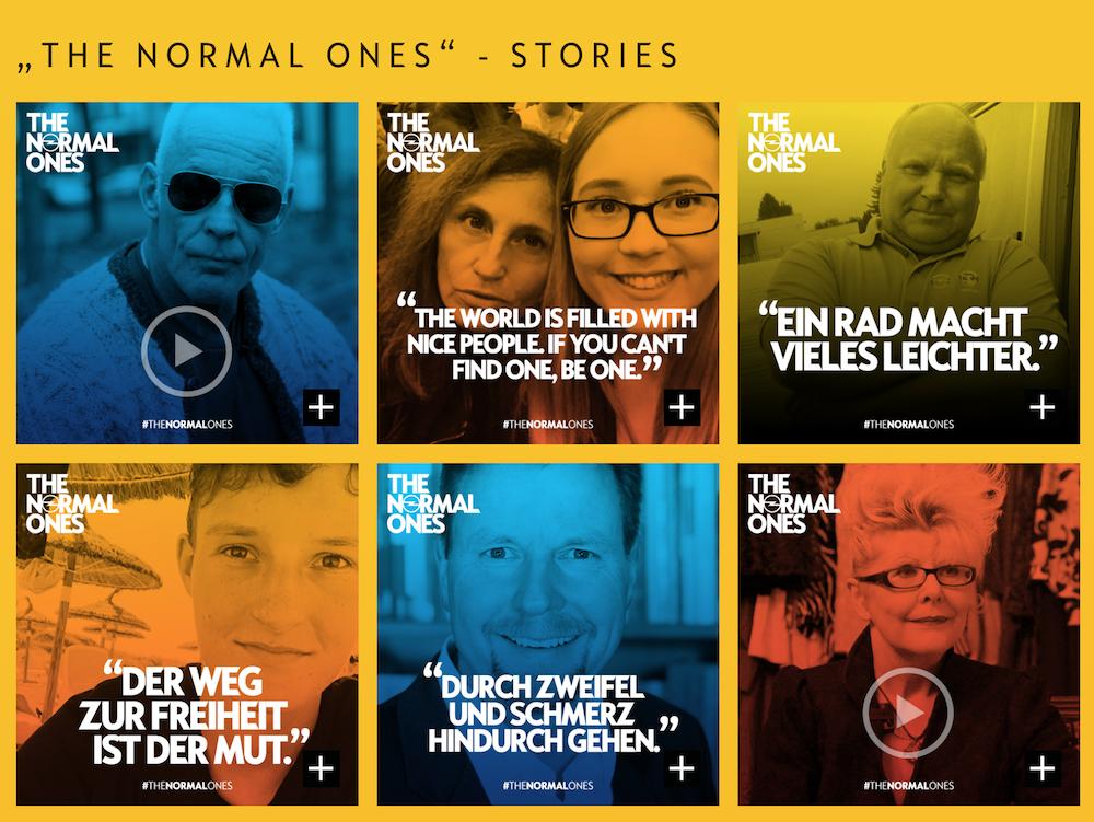 The Normal Ones Opel