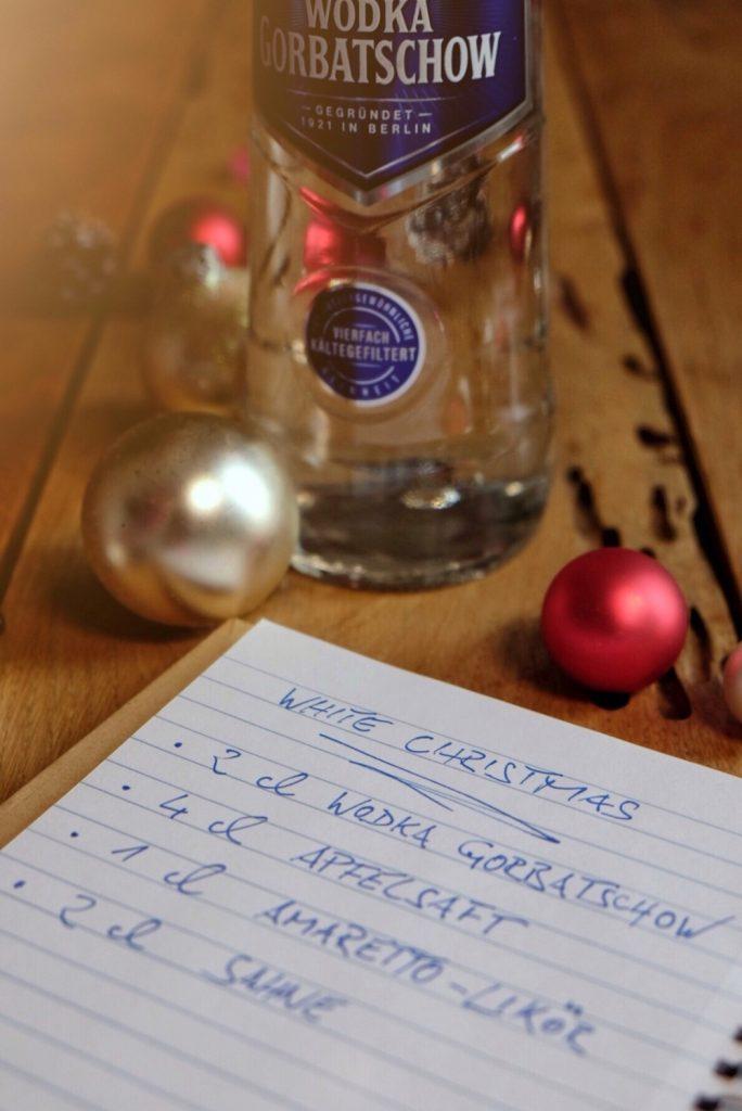 Wodka Gorbatschow Rezept