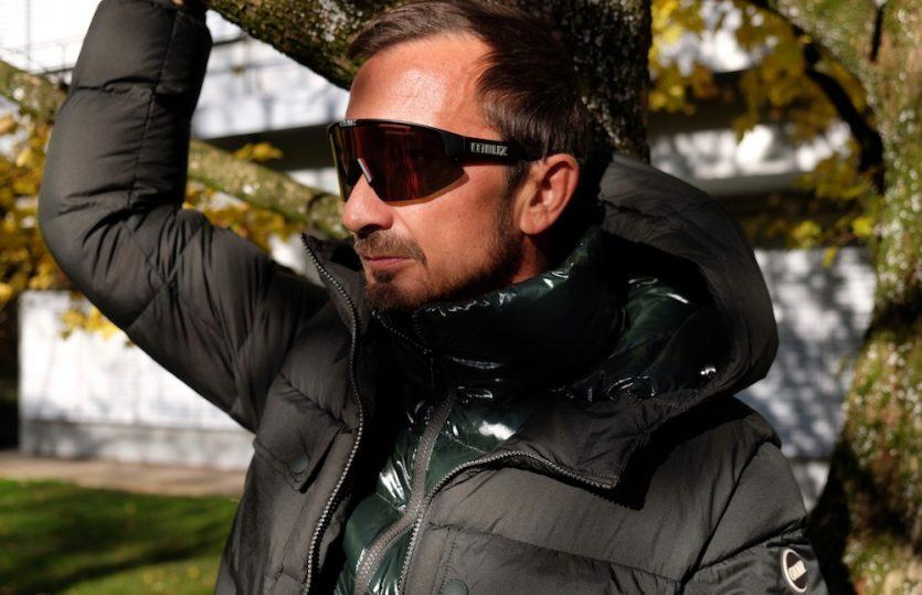 Cool im Winter: Colmar Daunenjacke