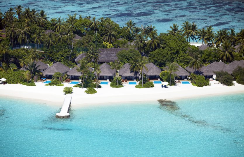 BRU'S Lieblingshotels: Velassaru Maldives