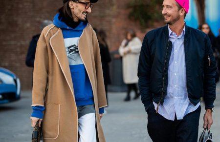 Viva la moda: Pitti Uomo 97