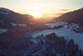 "Winter im Allgäu: <br>Hubertus ""unplugged"" Balderschwang</br>"