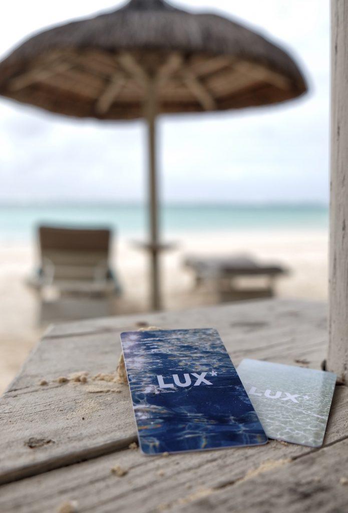 Lux Belle Mare Strand