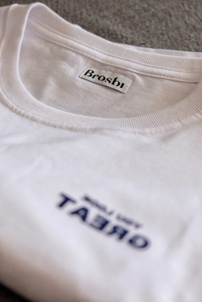 Shirt Brosbi Detail
