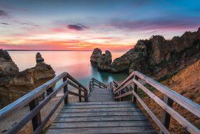 Sehnsuchtsorte: <br>Portugals schönste Strände</br>