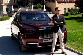 Magic Carpet Ride: <br>Unterwegs mit dem Rolls-Royce Cullinan</br>