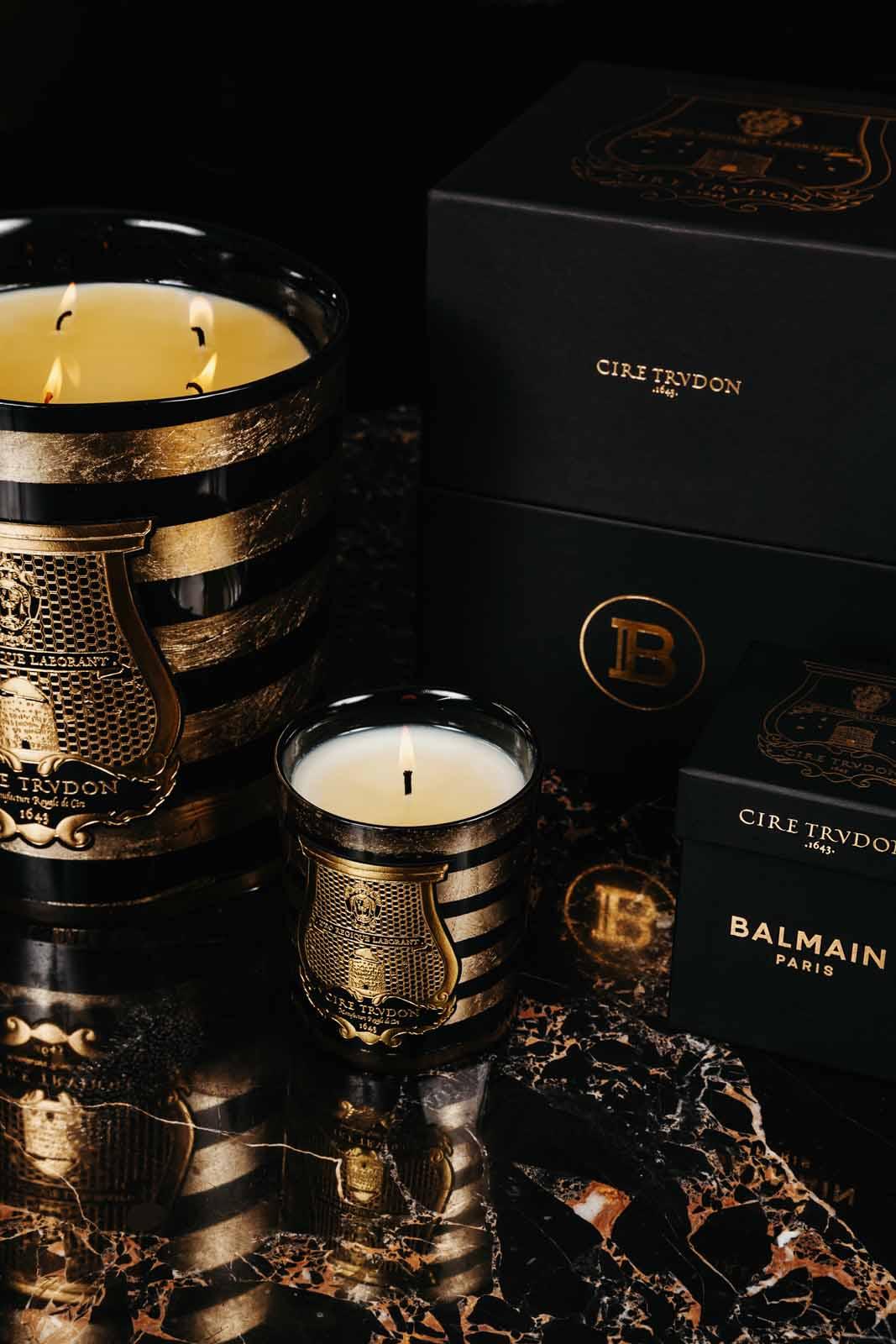 BALMAIN_TRUDON Kerze
