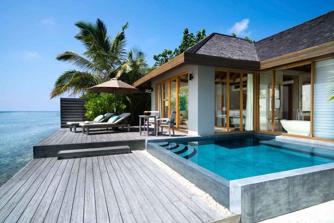 Anantara Veli Maldives Resort_Ocean_Pool_Bungalow