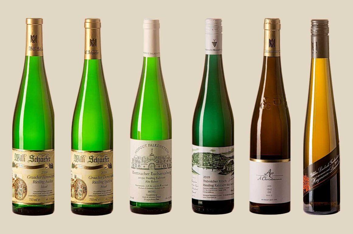 Deutsche Rieslinge Gewinner
