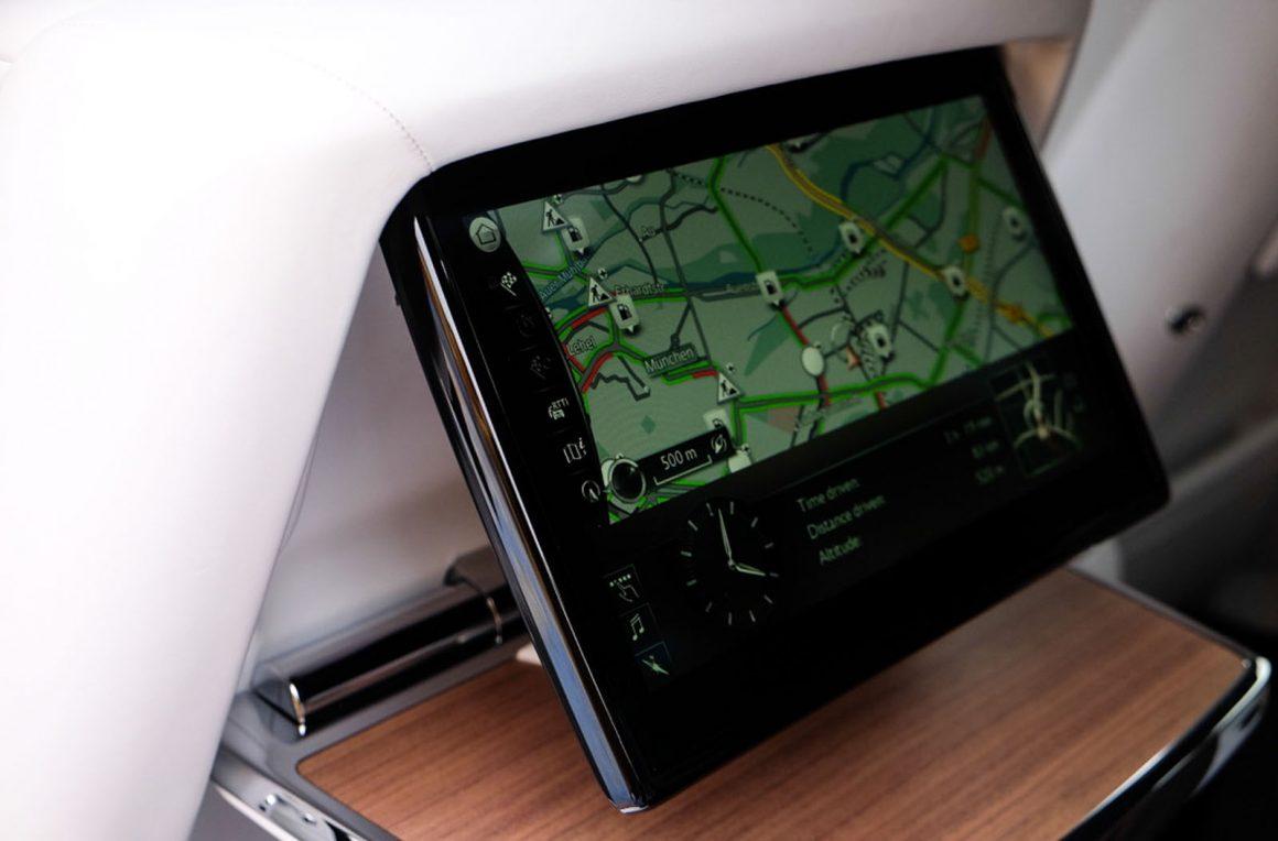 Rolls_Royce Ghost Monitor