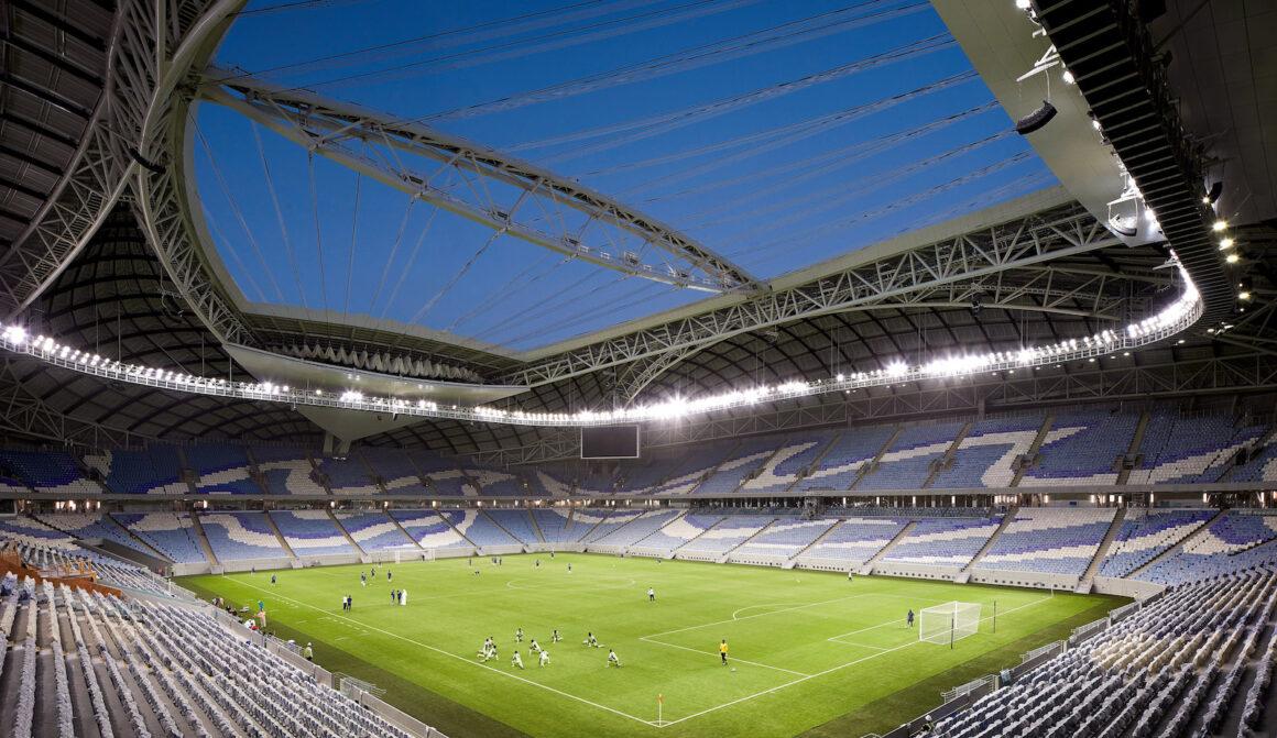 HADID_Al Janoub Stadium Qatar