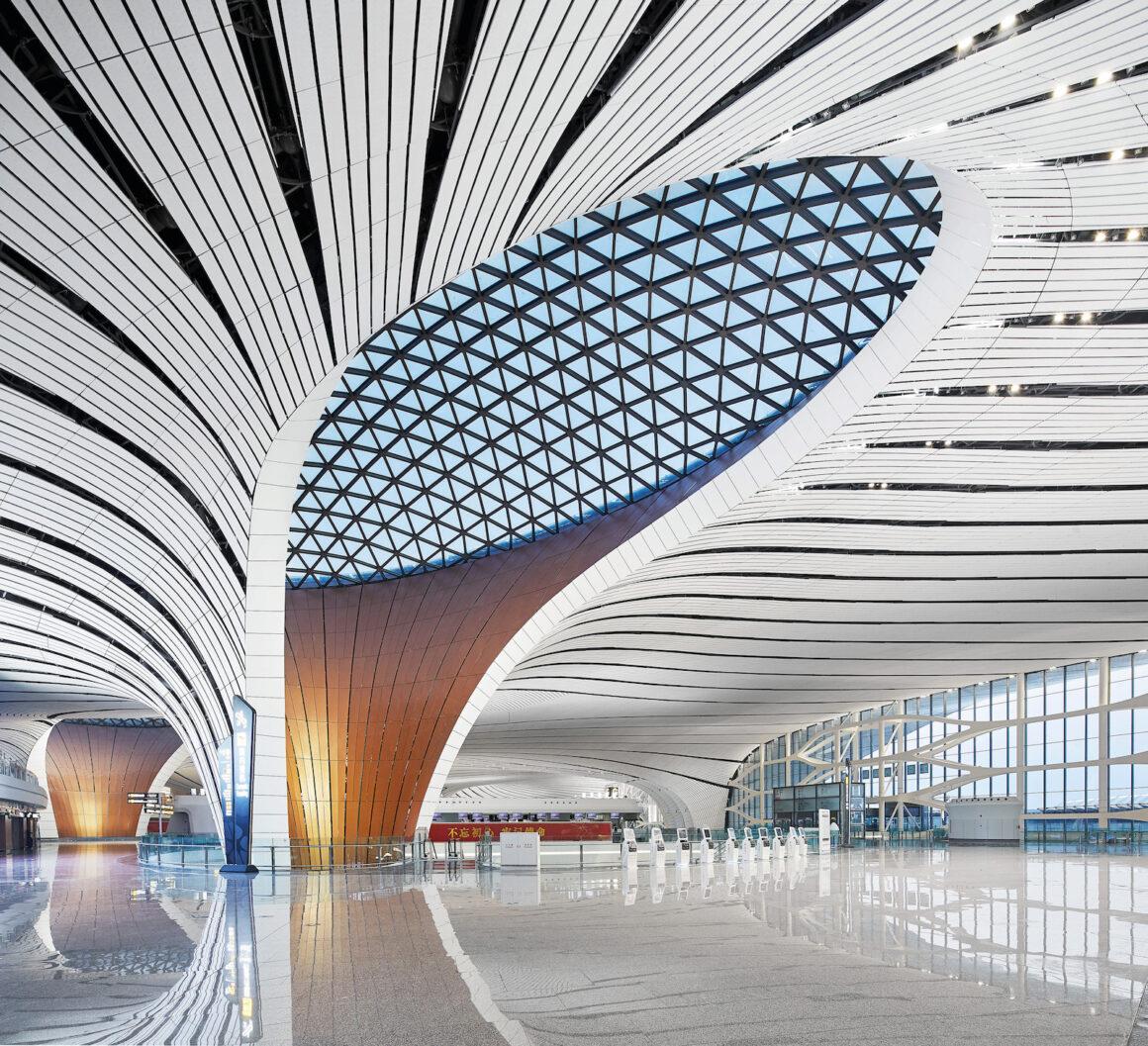 HADID_Beijing Airport