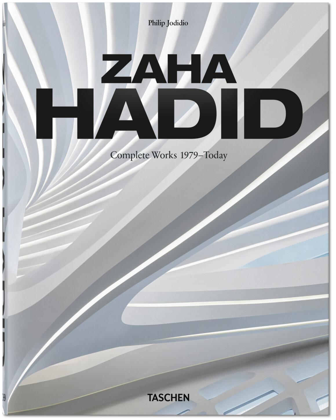 Zaha Hadid Cover