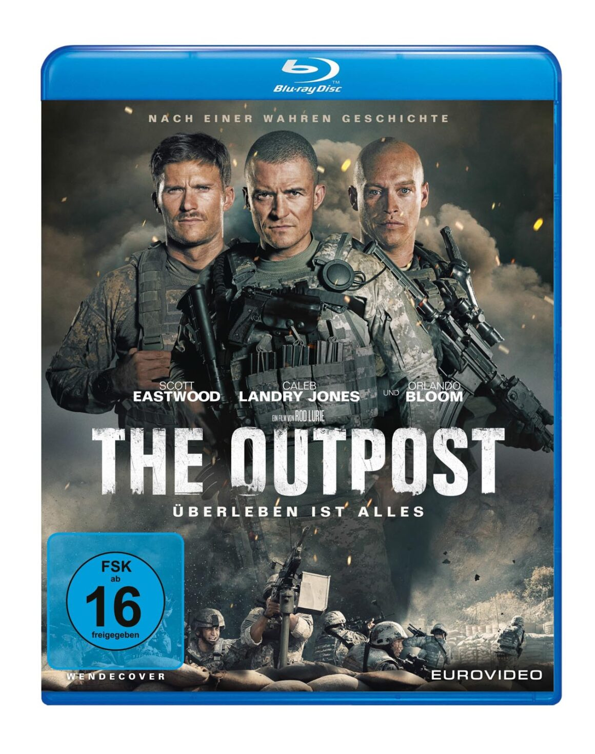 The Outpost_Bluray