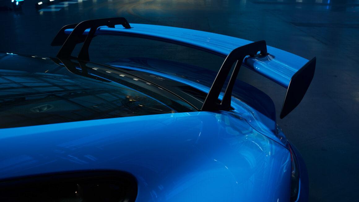 Porsche 911 GT3 Heck